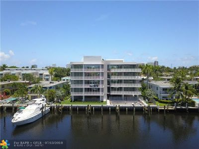 Fort Lauderdale Condo/Townhouse For Sale: 133 Isle Of Venice Dr #302