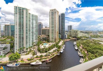 Fort Lauderdale Condo/Townhouse For Sale: 511 SE 5th Ave #1601