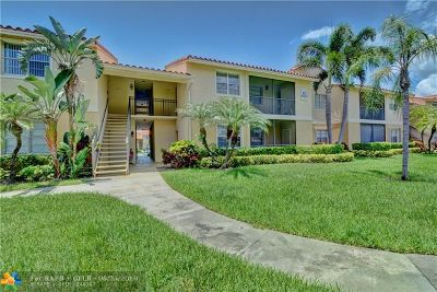 Pompano Beach FL Condo/Townhouse For Sale: $148,000
