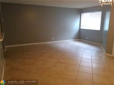 Coral Springs FL Rental For Rent: $1,175