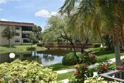 Condo/Townhouse Backup Contract-Call LA: 6080 N Sabal Palm Blvd #106