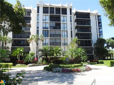 Boca Raton Condo/Townhouse For Sale: 1546 Bridgewood Dr #1546