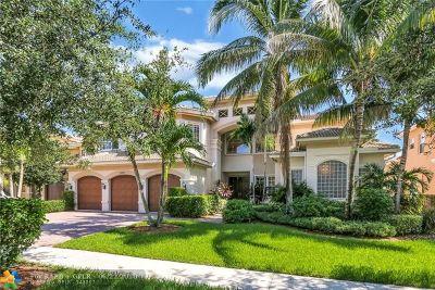 Boynton Beach Single Family Home For Sale: 8711 Thornbrook Terrace Pt