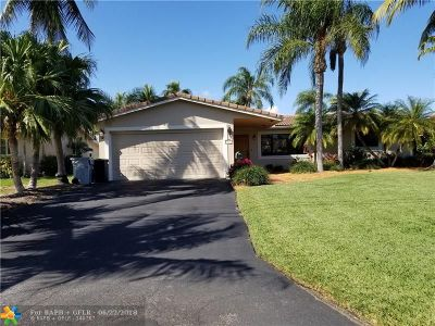 Pompano Beach FL Single Family Home For Sale: $649,000
