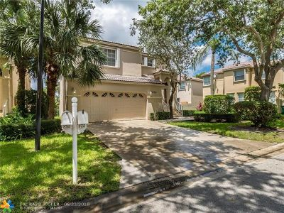 Single Family Home For Sale: 8755 NW 6th St