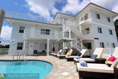 Fort Lauderdale Rental For Rent: 2916 Bayshore Dr