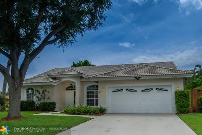 Boca Raton Single Family Home For Sale: 21552 Arbor Way