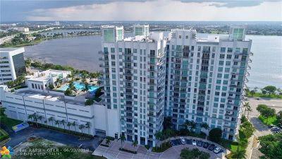 West Palm Beach Condo/Townhouse For Sale: 300 S Australian Ave #529