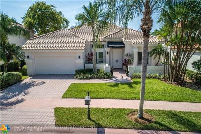 Weston Single Family Home For Sale: 2650 Oakmont