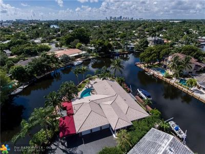 Wilton Manors Single Family Home For Sale: 2101 NE 19 Ave