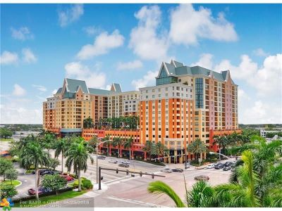 Fort Lauderdale Condo/Townhouse For Sale: 110 N Federal Hwy #718