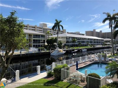 Fort Lauderdale Condo/Townhouse For Sale: 3001 NE 47th Ct #213