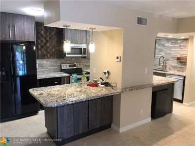 Fort Lauderdale Condo/Townhouse For Sale: 805 SW 30th St #G