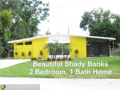 Fort Lauderdale Single Family Home For Sale: 1525 SW 13th Ct
