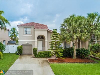 Pembroke Pines Single Family Home Backup Contract-Call LA: 251 NW 151st Ave