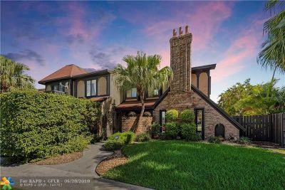 Sunrise Single Family Home Backup Contract-Call LA: 9213 NW 45th St