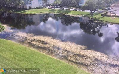 North Lauderdale Condo/Townhouse For Sale: 8030 Hampton Blvd #404