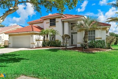 Coconut Creek Single Family Home Backup Contract-Call LA: 3901 NW 54th Ct