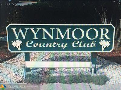 Coconut Creek Condo/Townhouse For Sale: 2903 Victoria Cir #E3