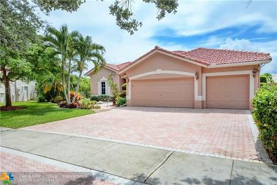 Coral Springs Single Family Home Backup Contract-Call LA: 5620 NW 108th Way