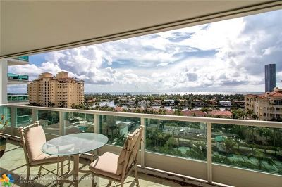 Aventura Condo/Townhouse For Sale: 19955 NE 38th Ct #1103