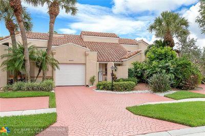 Boca Raton Condo/Townhouse For Sale: 22792 Meridiana Dr