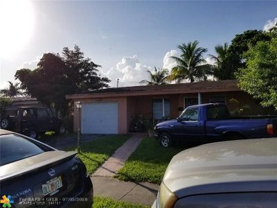 Miami Single Family Home For Sale: 14771 S Spur Dr