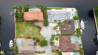 Fort Lauderdale Residential Lots & Land For Sale: 3101 NE 47th St
