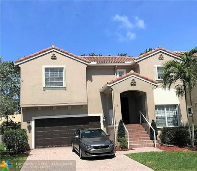 Coral Springs Single Family Home For Sale: 648 NW 127th Ave