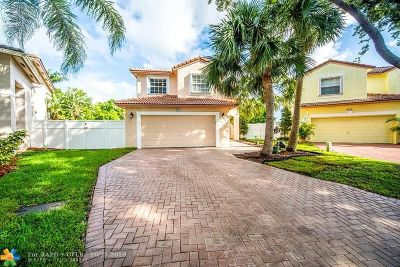 Coral Springs Single Family Home Backup Contract-Call LA: 6259 NW 38th Dr