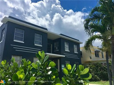 Lake Worth Multi Family Home For Sale: 14 S M St