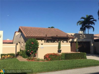 Boca Raton Single Family Home For Sale: 21369 Sonesta Way