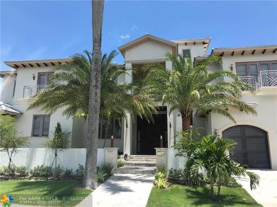 Single Family Home For Sale: 510 Lido Dr