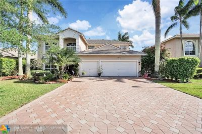 Coral Springs Single Family Home For Sale: 5992 NW 56th Dr