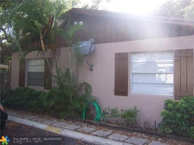 Fort Lauderdale Multi Family Home For Sale: 2346 SW 17th Ave