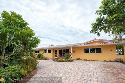 Pompano Beach Single Family Home For Sale: 1111 SE 7th Ave