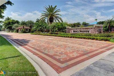 Boca Raton Single Family Home For Sale: 7904 Travelers Tree Dr