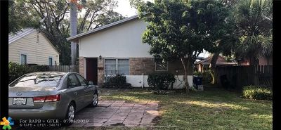 Fort Lauderdale Single Family Home Backup Contract-Call LA: 821 SW 4th Ct