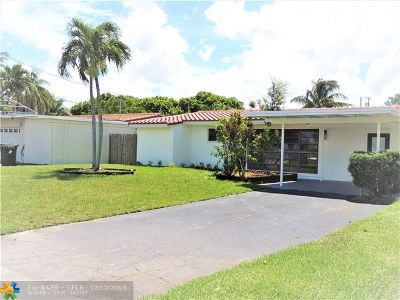 Fort Lauderdale Single Family Home For Sale: 2525 Tortugas Ln