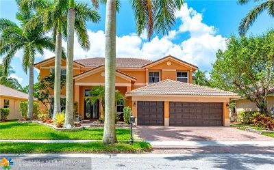 Weston Single Family Home For Sale: 955 Marina Dr