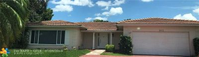 Coral Springs Single Family Home For Sale: 8622 NW 27th Ct