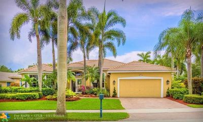 Weston Single Family Home For Sale: 2553 Eagle Run Ln