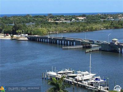 West Palm Beach Condo/Townhouse For Sale: 3800 Washington Rd #1204