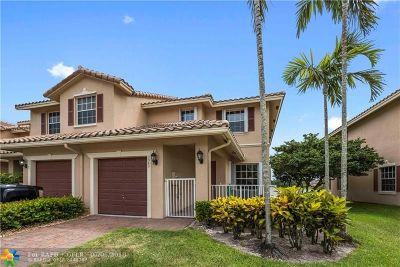 Davie Condo/Townhouse Backup Contract-Call LA: 3343 Lakeside Dr #34