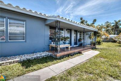Fort Lauderdale Multi Family Home For Sale: 1122 NE 16th Ter