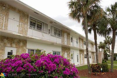 Pompano Beach Condo/Townhouse For Sale: 2850 W Golf Blvd #217
