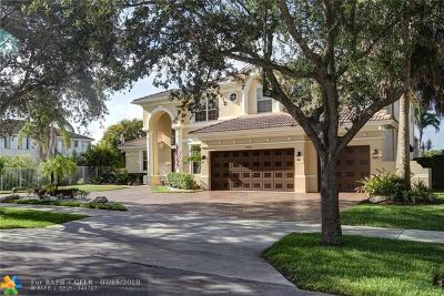 Cooper City Single Family Home For Sale: 12820 Country Glen Dr