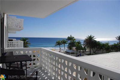 Rental For Rent: 4010 Galt Ocean Dr #307