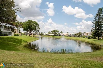 Delray Beach Condo/Townhouse For Sale: 1540 NW 18th Ave #104