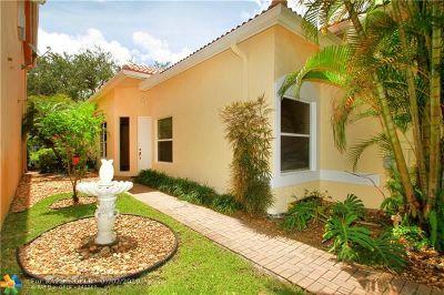Parkland Single Family Home Backup Contract-Call LA: 7606 NW 60th Ln